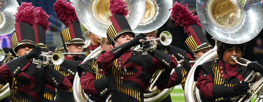 Marching Band Music University Interscholastic League Uil