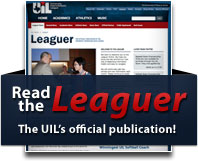 Read the Leaguer: The UIL's Official Publication