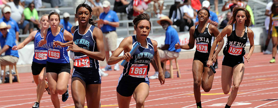 Track & Field — University Interscholastic League (UIL)