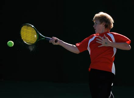 2010 Tennis State Tournament