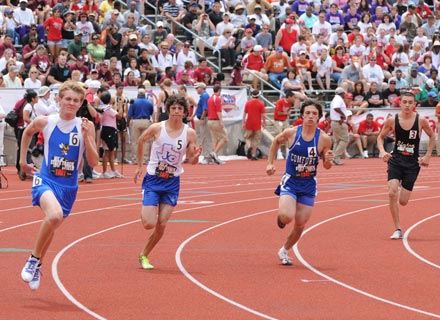 2010 Track and Field State Meet