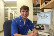 Michael Donaldson's passion for UIL started in elementary school and continued throughout his years in public school. After competing in more than four events at the state level in high school and receiving a TILF scholarship, Michael is now an intern for the academic department.