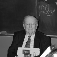 Dr. Fred Tarpley was the first state director for the Literary Criticism Contest.